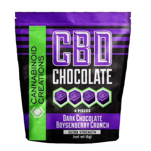 CBD Boysenberry Bag 2