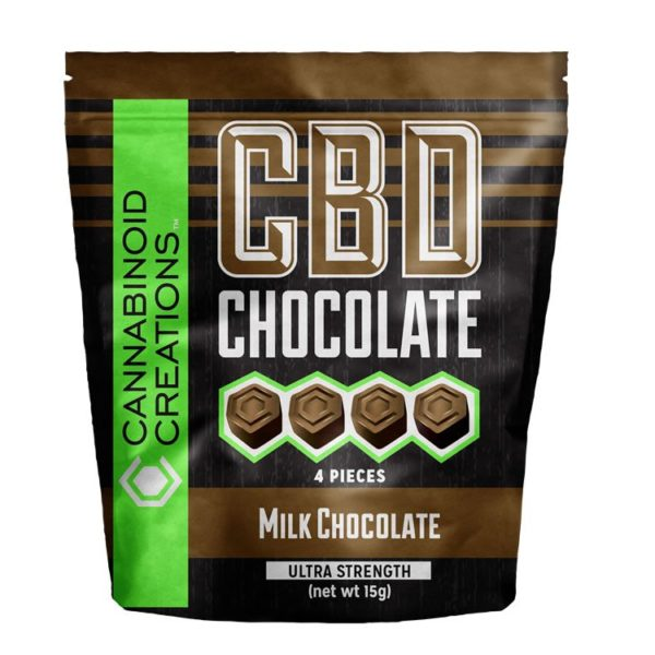 CBD Milk Chocolate Bag 2