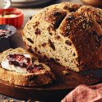 CBD Hemp Soda Bread Recipe