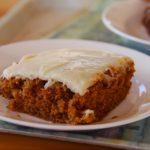 Cannabinoid Creations CBD Carrot Cake Recipe