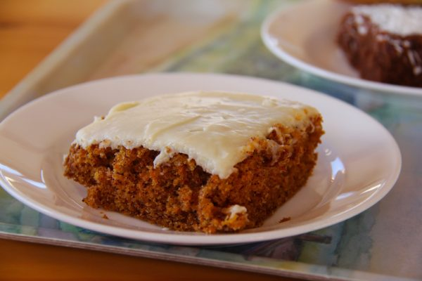 Cannabinoid Creations CBD Carrot Cake Recipe